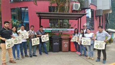 MDE implementa puntos de control ecológico en capital del distrito