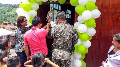 MDE inauguro centro de vigilancia comunal en Kepashiato