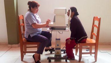 MDE realiza campaña oftalmológica y odontológica en Pampa Concepción